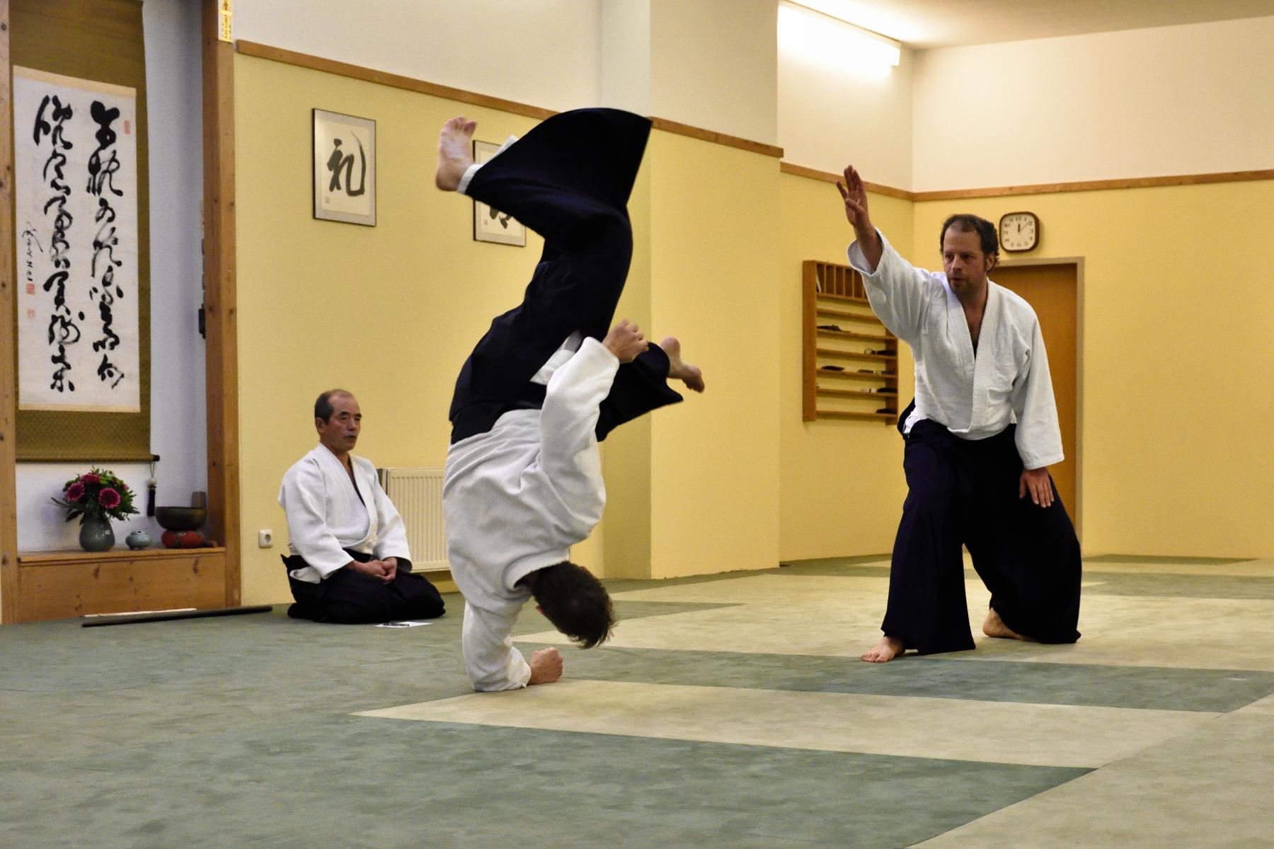 Taido-Prüfung